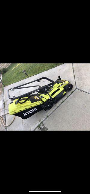 Ryobi Lawn Mower for Sale in Perris, CA