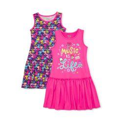 Trolls Poppy Exclusive Girls' 4-12 Drop Waist Dress, 2-Pack for Sale in Portland,  OR