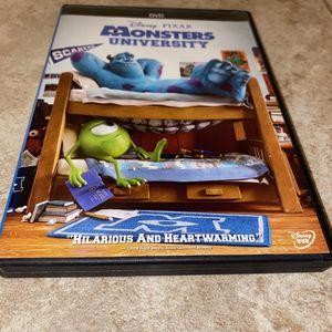 Monsters University DVD for Sale in Phoenix, AZ