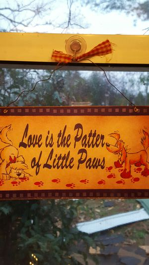 Dog plaque for Sale in Cochran, GA