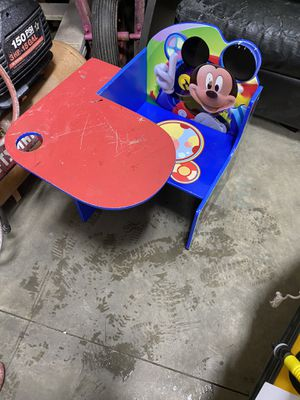 Mickey Mouse kids chair for Sale in Avon, OH