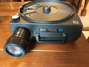 Kodak carousel projector model 760H for Sale in Bridgewater Township, NJ