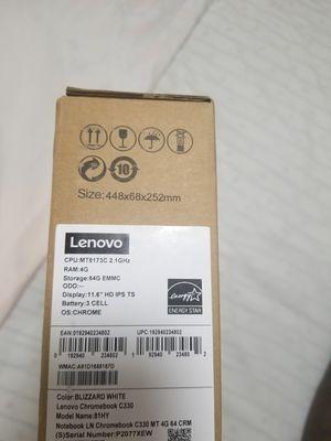 Laptop Lenovo Chromebook C330 for Sale in Miami, FL