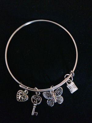Cute wire charm bracelet for Sale in Nashville, TN
