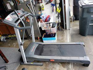 Pro-Form Crosswalk 380 Home Treadmill w Ski Handles for Sale in Bellflower, CA