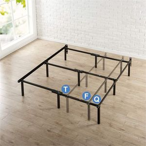 Zinus Michelle Compack Adjustable Steel Bed Frame, Fits Twin to Queen sizes for Sale in Hammond, IN