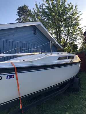 Sailboat for Sale in Puyallup, WA