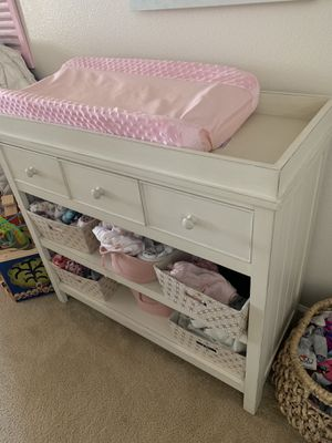 Restoration hardware changing table for Sale in San Diego, CA