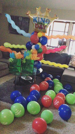 Customize balloons / arreglos de globos personalizados for Sale in Bakersfield, CA