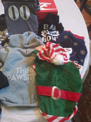 Doggie clothes size Small and medium for Sale in College Park, GA