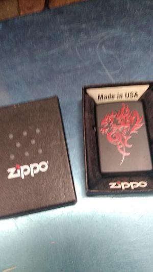 Red dragon Zippo for Sale in Philadelphia, PA