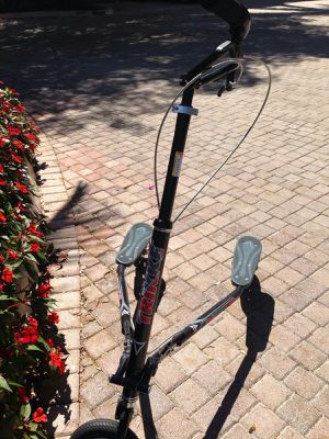 Fitness carving Trikke. Like new. Great transportation and core workout. for Sale in Fort Walton Beach, FL