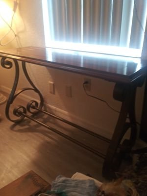 Beautiful Sofa Table for Sale in DeLand, FL
