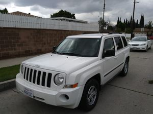2010 Jeep Patriot for Sale in South Gate, CA