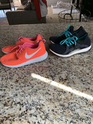 Adidas and Nike running shoes for Sale in Phoenix, AZ