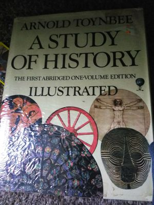 Arnold toynbee a study of history for Sale in Newnan, GA