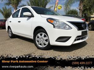 2016 Nissan Versa for Sale in Fresno, CA