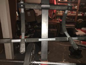 Pull up bar for Sale in Quincy, IL