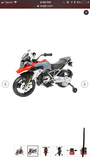 NIB BMW motorcycle for Sale in San Antonio, TX