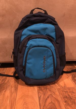 Dakine Backpack with cold pocket for Sale in Catonsville, MD