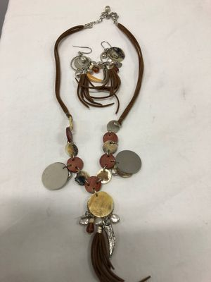 Necklace and Earring Set for Sale in Arlington Heights, IL