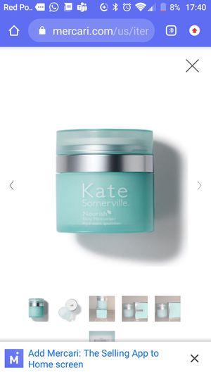 Kate Somerville Nourish Daily moisturizer for Sale in Arlington, VA