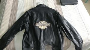 Harley Davidson leather coat for Sale in Cape Coral, FL