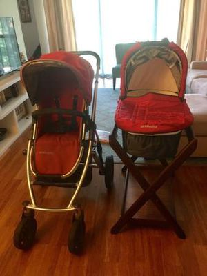Uppababy Vista Stroller for Sale in Fairfax, VA