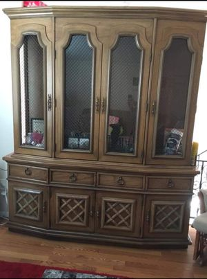 Antique china cabinet for Sale in Lakewood, CO