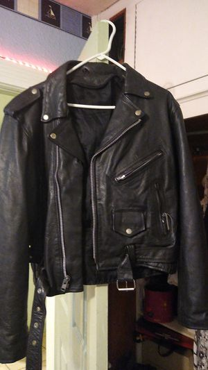 Racing leather jacket for Sale in FL, US