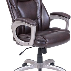 Office Chair Serta Brownn for Sale in Bell, CA