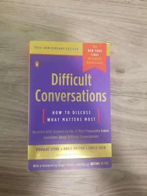 Different conversations-how to discuss what matters for Sale in Seattle, WA