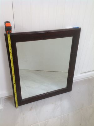 "Wall mirror (30""ㄨ30"") for Sale in Rockville, MD"