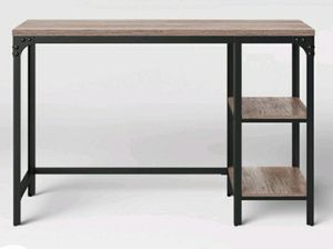 Jackman wood Writing Desk with storage - Thershold for Sale in Brooklyn, NY