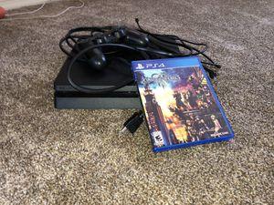 PS4 1TB + Kingdom hearts III for Sale in Tempe, AZ