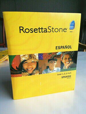 Rosetta Stone Totale Spanish and English and French Portuguese for Sale in Hollywood, FL