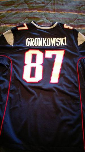 XL Official Gronkowski Patriots Jersey for Sale in Gilbert, AZ