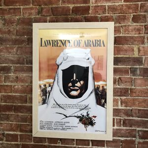 Lawrence Of Arabia - Film Poster for Sale in Denver, CO