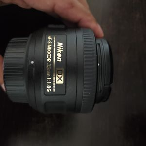 Nikon AF-S 35mm 1.8 for Sale in Gainesville, FL