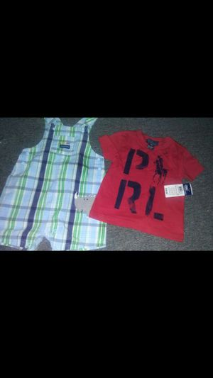 22 new pcs baby boy clothing for Sale in Silver Spring, MD