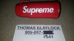 Supreme Helios Thermos for Sale in Chino, CA