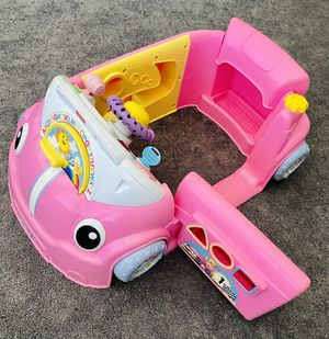 Fisher-Price Laugh & Learn Car for Sale in Peoria, AZ