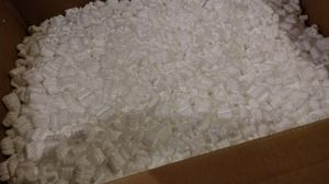 Free packing peanuts for Sale in Edmonds, WA
