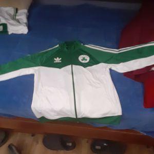 Boston Celtics Jersey/jacket for Sale in Santa Ana, CA