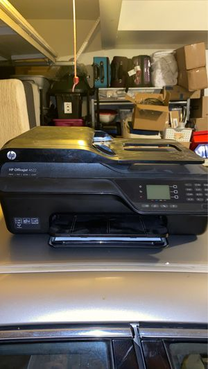 HP Officejet 4622 printer fax copier and scanner for Sale in Oakley, CA