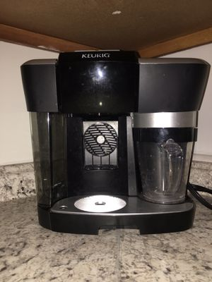 Keurig Espresso Machine- Frother for Sale in Columbus, OH