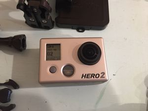 GoPro Hero 2 and accessories for Sale in Gresham, OR