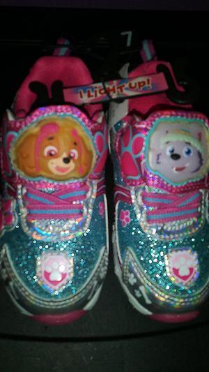 Paw Patrol shoes for Sale in San Antonio, TX