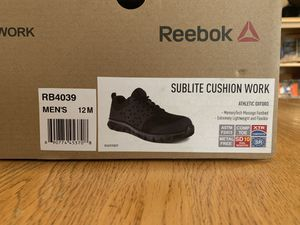 Brand New steel toe Reebok Work shoes for Sale in Surprise, AZ