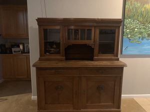 Antique Hutch for Sale in San Ramon, CA